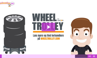 Wheel Trolley
